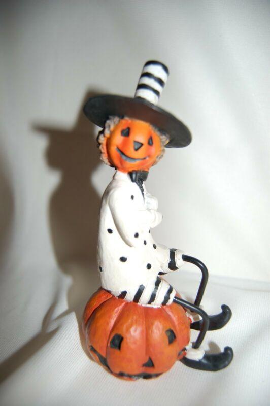 Halloween Decorations. Pumpkin Man!