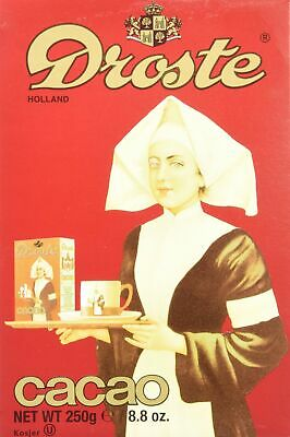 Droste Cocoa Powder, 8.8 Ounce Standard Packaging