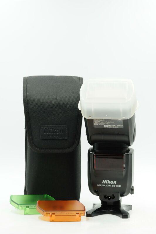 Nikon SB-5000 AF Speedlight Flash #518