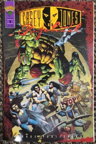 CASEY JONES AND RAPHAEL #1 (1994) MIRAGE COMICS 1994