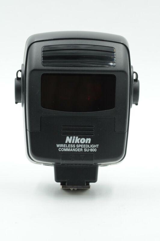 Nikon SU-800 Wireless Speedlight Commander SU800 #476
