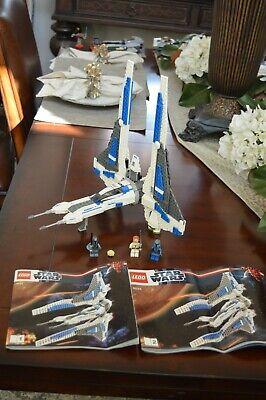 LEGO Pre Vizsla's Mandalorian Fighter (9525) 100% Complete