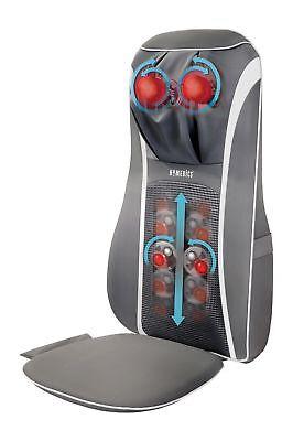 HoMedics SBM-680H SensaTouch Back Shoulder Shiatsu Massager Heated Massage Chair