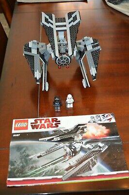 LEGO Star Wars Tie Defender (8087) 100% Complete