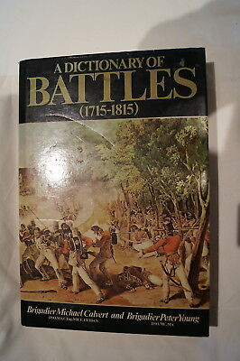 British French Canadian US Battles 1715 - 1815 Reference Book