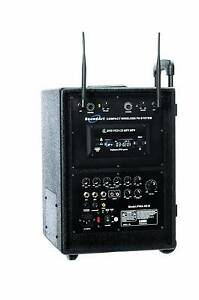 SoundArt PWA-65-D Wireless Dual Channel Rechargeable PA System Adelaide CBD Adelaide City Preview