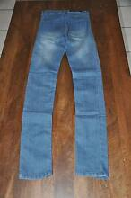 Cheap Monday Second Skin Jeans - Sunny blue / W25 L32  & W23 L32 Bethania Logan Area Preview