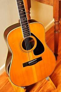 Yamaha L6 - Vintage MIJ All Solid Woods Springwood Logan Area Preview