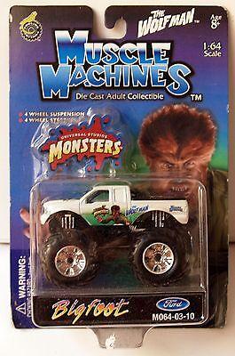 Muskel Maschinen The Wolfman Bigfoot M064-03-10