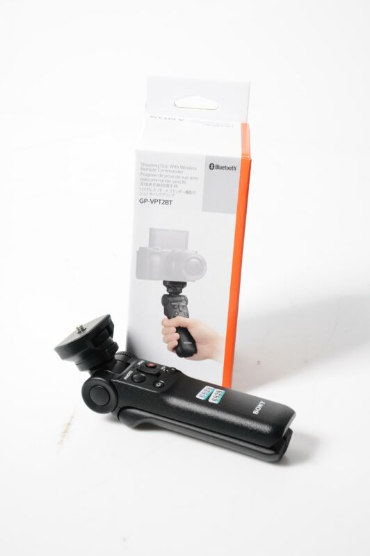Sony GP-VPT2BT Shooting Grip With Wireless Remote Commander #828