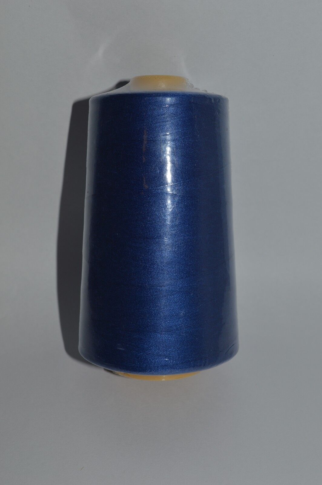 6000 Yds. Serger Sewing Machine Thread 100% Spun Polyester - All Purpose Thread Royal Blue (#811)