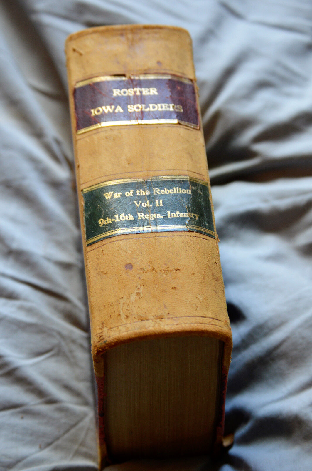 Books roster and record of iowa soldiers in the war of the rebellion volume ii fandeluxe Image collections