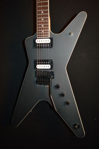 Dean MLX Floyd Black Satin ML Electric Guitar - Free Shipping!