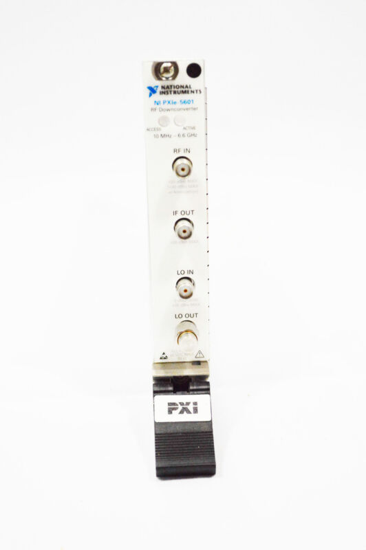 *USA* National Instruments NI PXIe-5601 10MHz to 6.6G