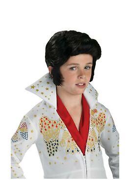 Rubies Elvis Presley Child Wig (Kids Elvis Wig)