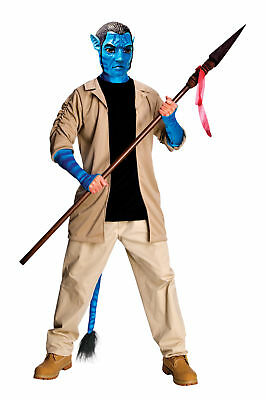 Avatar Jake Sulley Deluxe Men's Adult Costume Movie Character Halloween Rubies