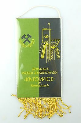 #e6406 Wimpel Kopalnia Wegla Kamiennego Katowice w Katowicach