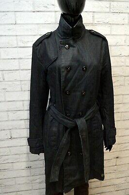 Trench Donna G-STAR Giubbotto Taglia L Giacca Jeans A Vento Jacket Cappotto