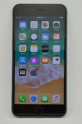 Used, Apple iPhone 6S PLUS 128GB GRAY GSM UNLOCKED AT&T T-Mobile Cricket Metro PCS for sale  Shipping to Canada