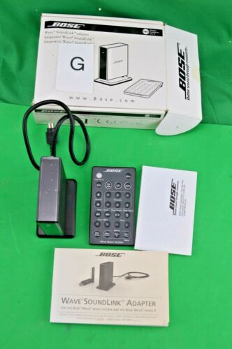 Bose SoundLink Adapter for Bose Wave Music System and The Bose Wave Radio II