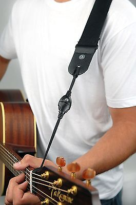 D'Addario - Planet Waves Acoustic Guitar Quick-Release System for straps