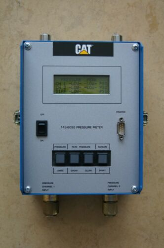 CAT Caterpillar Pressure Meter 143-6092