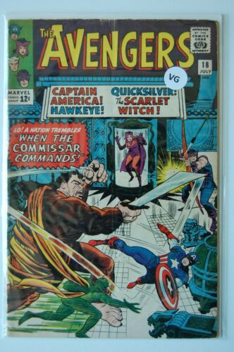 AVENGERS #18-316 | Marvel | Silver Age | Key | King-Size 1 3 7 | Giant-Size 3