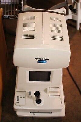 Topcon Optometry Auto Kerato-refractometer - Model Kr-8000