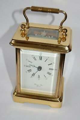 Carriage clock (fully working) bornand