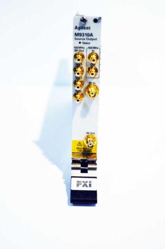 *USA SELLER* Agilent M9310A PXIe source output