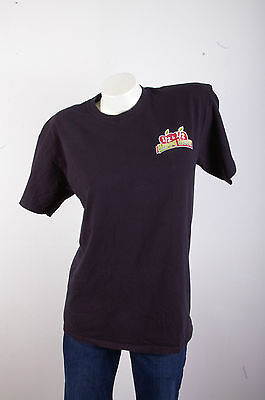 Lot 2 Applebees T Shirts Employee Sz S Black Logo Happy Hour Is Back 1 2 Price