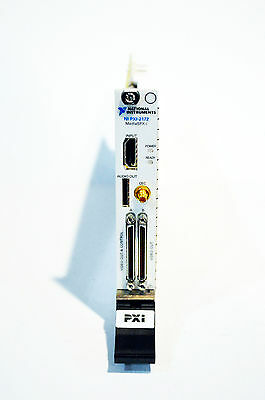 National Instruments Ni Pxi-2172 Mediaspx-i Digital Video Analyzer Module