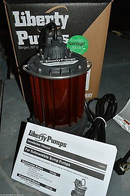 New Water Pump 13hp Submersible Liberty 230-series