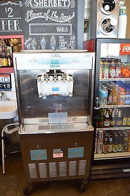 Taylor Y339-27 Soft Serve Ice Cream Machine