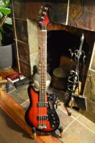 Vintage Made in Japan Bass guitar - Tesico, Norma, Kent , Kingston