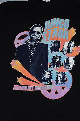 """""""Ringo Starr & his All Star Band 2010 USA Tour"""" T-Shirt Music Event(S)"""