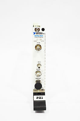 Usa National Instruments Ni Pxie-5622 150 Mss 16-bit Oscilloscopedigitizer