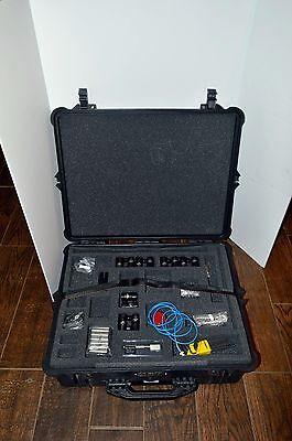 Newport Projects In Fiber Optics Fkp-com Communications Kit Case 2