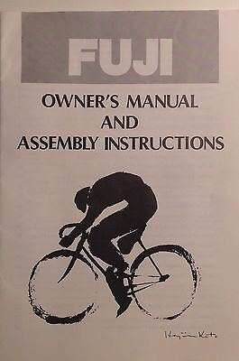 fuji bike owners manual open source user manual u2022 rh dramatic varieties com Fuji Bikes for Women Fuji Mountain Bikes