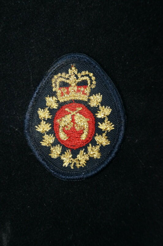 Vintage Canadian OPP Ontario Provincial Police Pistol Sharpshooter Patch
