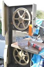 """BANDSAW """"WOODFAST 400"""" 2HP 3 PHASE EXC COND 0 Lockyer Valley Preview"""