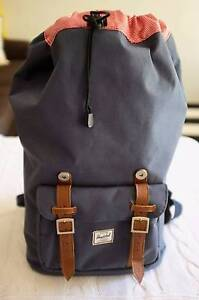 "Great gift idea!! Stylish Herschel backpack - fits 15"" laptop Nedlands Nedlands Area Preview"