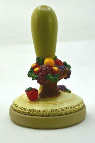 Brown Bag Cookie Art Stamp: Fruit Basket No.26