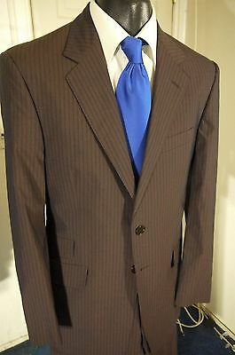 PAUL SMITH SIZE 40R 2 BUTTON SUIT
