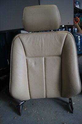 Used, 1999 MERCEDES BENZ E430 W210 Front LEFT DRIVER TOP UPPER Seat Cushion for sale  Levittown