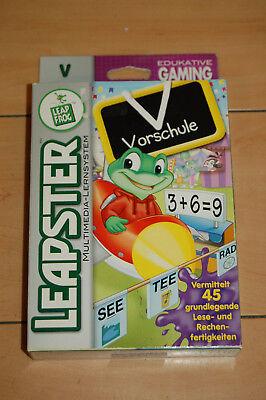 Lernspielzeug Stadlbauer LeapFrog Leapster Grundschule 1 Spiel Lernspiel NEU & OVP Kindercomputer