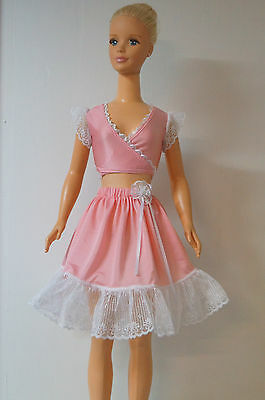 My Size Barbie Skirt  and Top