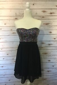 Brand New Forever 21 Sequin Top Dress