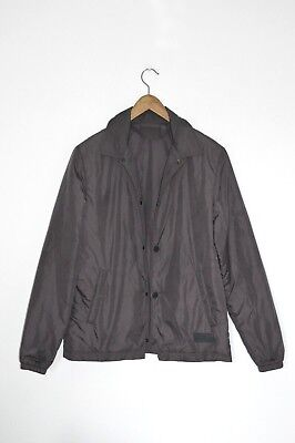 """**AWESOME** ACNE Studios Mens """"TONY FACE"""" W PAW15 Lightweight jacket 46 Small"""