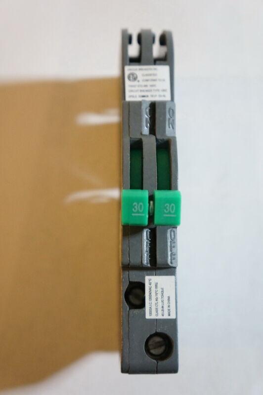 UB Inc UBIZ-0230 UBIZ0230 30 AMP TWO POLE THIN ZINSCO RC3830 CIRCUIT BREAKER NEW
